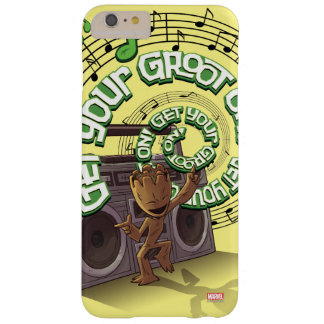 Guardians of the Galaxy | Groot Boombox Barely There iPhone 6 Plus Case