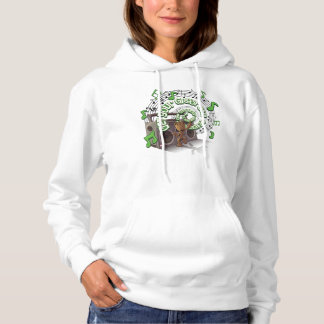 Guardians of the Galaxy   Groot Boombox Hoodie