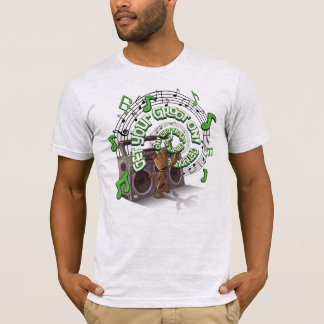 Guardians of the Galaxy | Groot Boombox T-Shirt