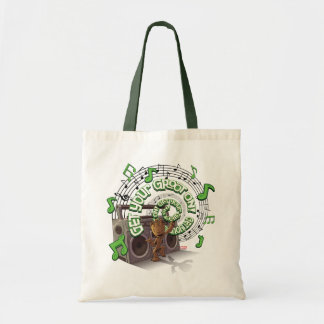 Guardians of the Galaxy | Groot Boombox Tote Bag