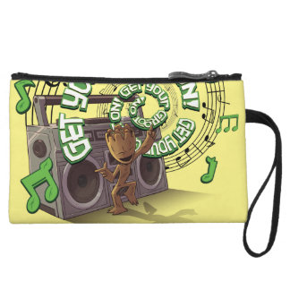 Guardians of the Galaxy | Groot Boombox Wristlet
