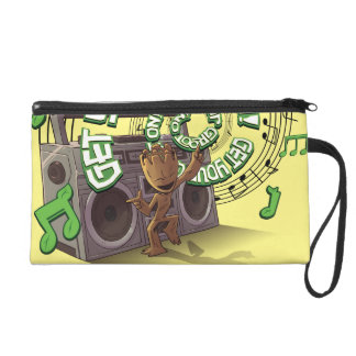 Guardians of the Galaxy | Groot Boombox Wristlet Purses