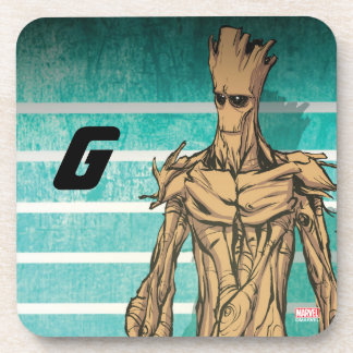 Guardians of the Galaxy | Groot Mugshot Coaster