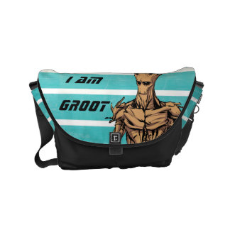 Guardians of the Galaxy | Groot Mugshot Courier Bag