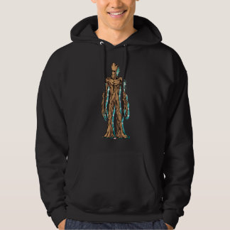 Guardians of the Galaxy | Groot Mugshot Hoodie