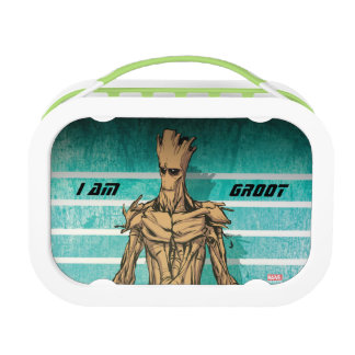 Guardians of the Galaxy | Groot Mugshot Lunch Box