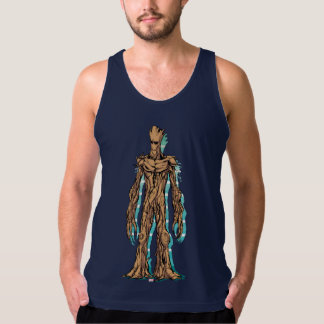 Guardians of the Galaxy | Groot Mugshot Singlet