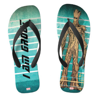 Guardians of the Galaxy | Groot Mugshot Thongs