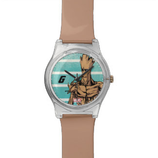 Guardians of the Galaxy | Groot Mugshot Watch