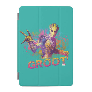 Guardians of the Galaxy | Groot Neon Graphic iPad Mini Cover