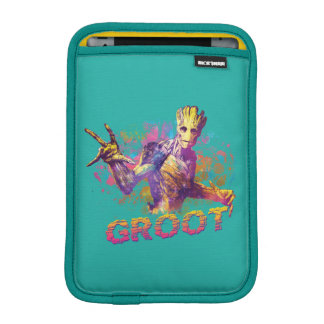Guardians of the Galaxy | Groot Neon Graphic iPad Mini Sleeve