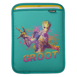 Guardians of the Galaxy | Groot Neon Graphic iPad Sleeve