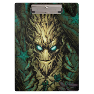 Guardians of the Galaxy | Groot Through Branches Clipboard