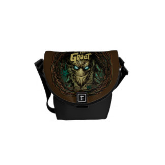 Guardians of the Galaxy | Groot Through Branches Courier Bags