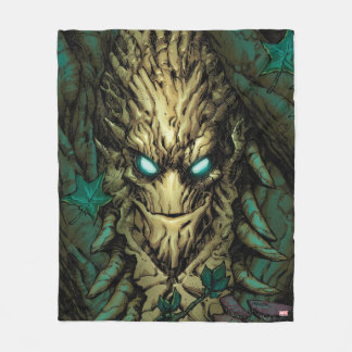 Guardians of the Galaxy | Groot Through Branches Fleece Blanket