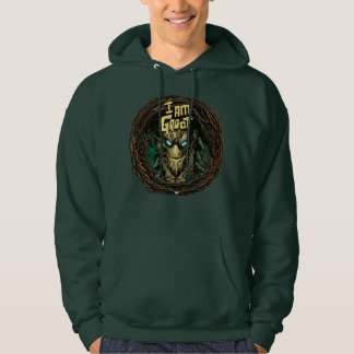 Guardians of the Galaxy | Groot Through Branches Hoodie