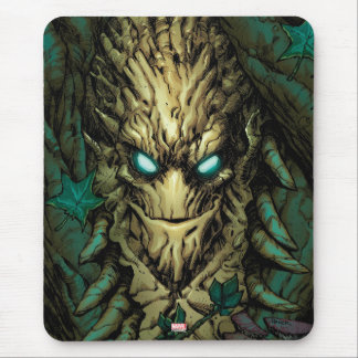 Guardians of the Galaxy | Groot Through Branches Mouse Pad