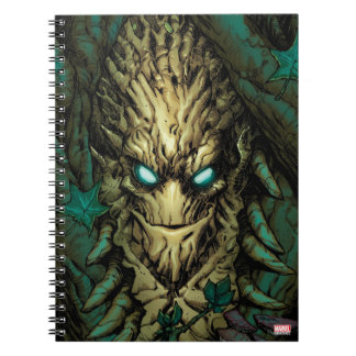 Guardians of the Galaxy | Groot Through Branches Notebooks
