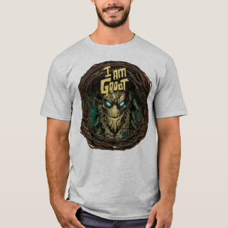 Guardians of the Galaxy | Groot Through Branches T-Shirt
