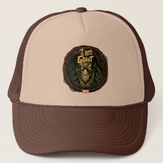 Guardians of the Galaxy | Groot Through Branches Trucker Hat