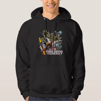 Guardians of the Galaxy | Group Attack Hoodie