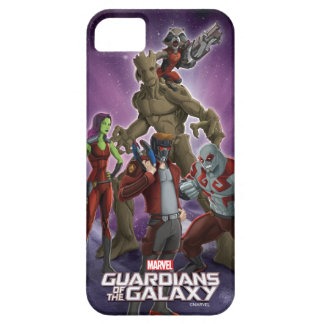 Guardians of the Galaxy | Group In Space Barely There iPhone 5 Case