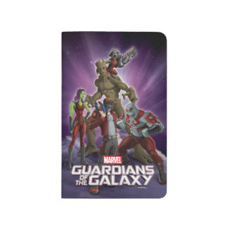 Guardians of the Galaxy | Group In Space Journal