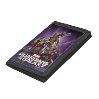 Guardians of the Galaxy | Group In Space Tri-fold Wallet