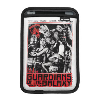 Guardians of the Galaxy | Grunge Crew Art iPad Mini Sleeve