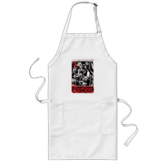 Guardians of the Galaxy | Grunge Crew Art Long Apron
