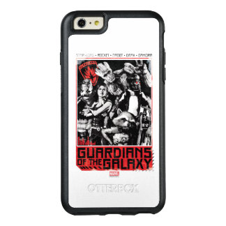 Guardians of the Galaxy | Grunge Crew Art OtterBox iPhone 6/6s Plus Case