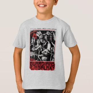 Guardians of the Galaxy | Grunge Crew Art T-Shirt