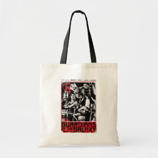 Guardians of the Galaxy | Grunge Crew Art Tote Bag