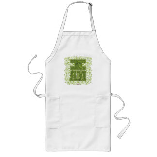 Guardians of the Galaxy | I Am Groot Typography Long Apron