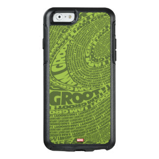 Guardians of the Galaxy | I Am Groot Typography OtterBox iPhone 6/6s Case