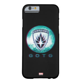 Guardians of the Galaxy | Interlaced Badge Barely There iPhone 6 Case