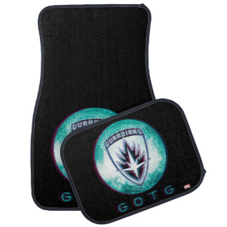 Guardians of the Galaxy | Interlaced Badge Car Mat