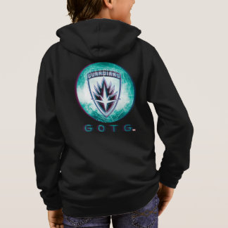 Guardians of the Galaxy | Interlaced Badge Hoodie
