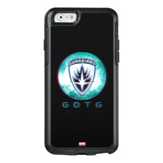 Guardians of the Galaxy | Interlaced Badge OtterBox iPhone 6/6s Case