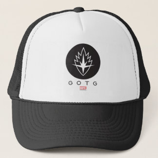 Guardians of the Galaxy | Interlaced Badge Trucker Hat