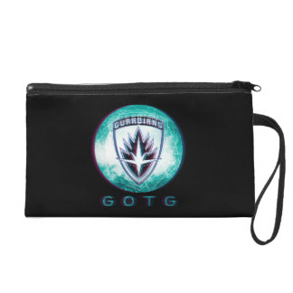 Guardians of the Galaxy | Interlaced Badge Wristlets