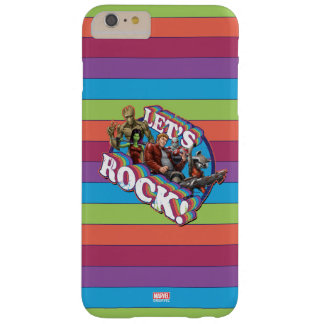 Guardians of the Galaxy | Let's Rock! Barely There iPhone 6 Plus Case