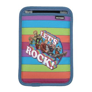 Guardians of the Galaxy | Let's Rock! iPad Mini Sleeve