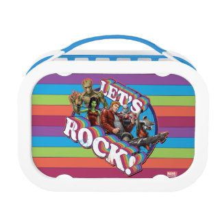 Guardians of the Galaxy | Let's Rock! Lunch Box