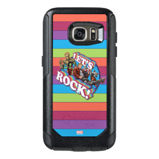 Guardians of the Galaxy | Let's Rock! OtterBox Samsung Galaxy S7 Case