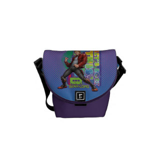 Guardians of the Galaxy | Let's Rock This! Courier Bags