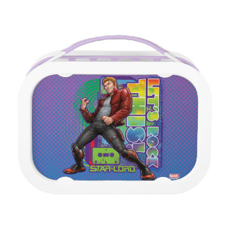 Guardians of the Galaxy | Let's Rock This! Lunch Box
