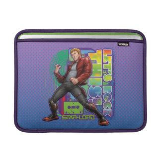 Guardians of the Galaxy | Let's Rock This! MacBook Sleeve