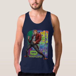 Guardians of the Galaxy | Let's Rock This! Singlet