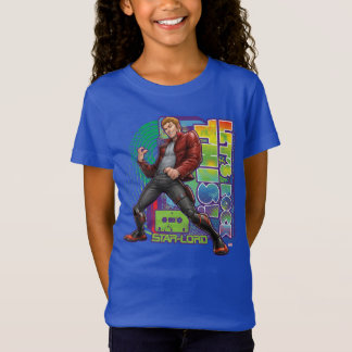 Guardians of the Galaxy | Let's Rock This! T-Shirt
